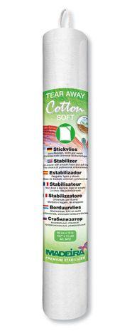 Stabilisateur à déchirer Cotton Soft - Grande largeur