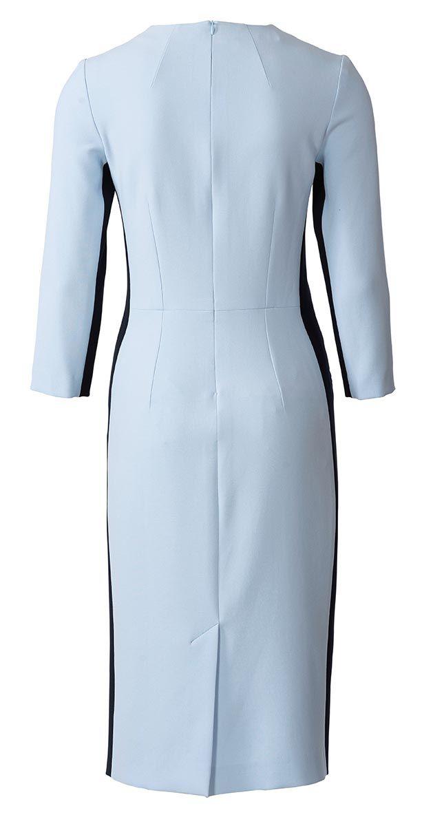 Patron de robe - Burda 6210