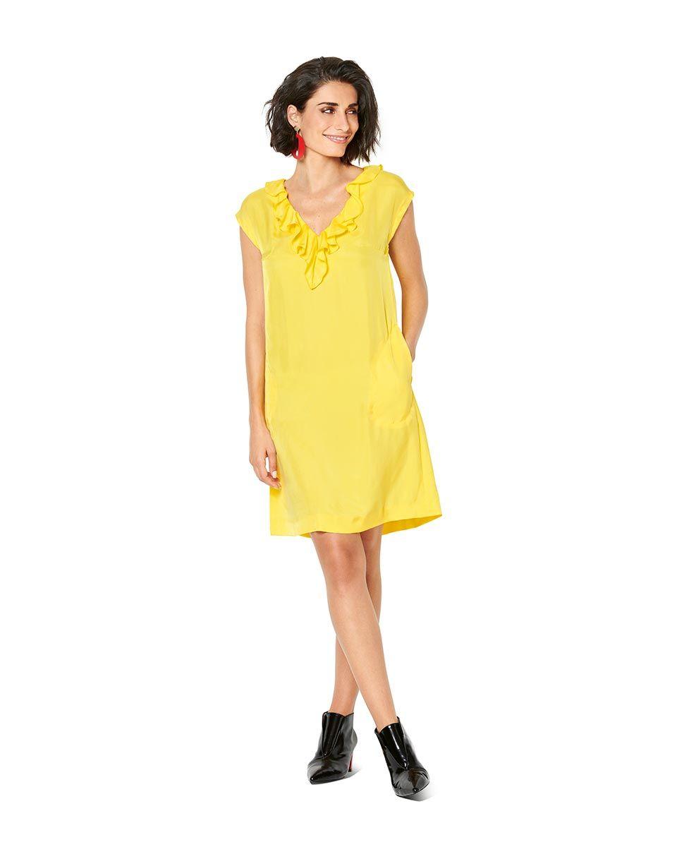 Patron de robe - Burda 6221
