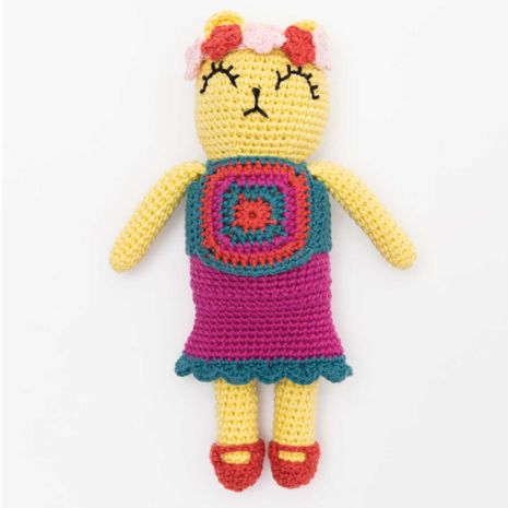 Kit crochet amigurumi - Tenue 4