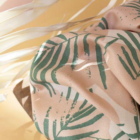 Tissu crêpe de viscose Canopy Cactus - Atelier Brunette