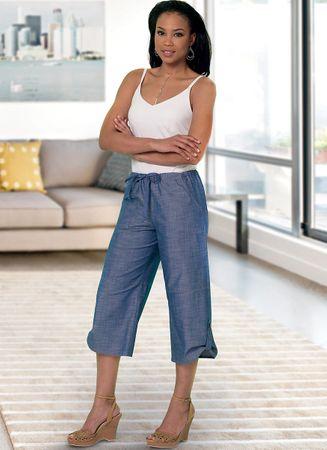 Patron de shorts et pantalons - McCall's 8063