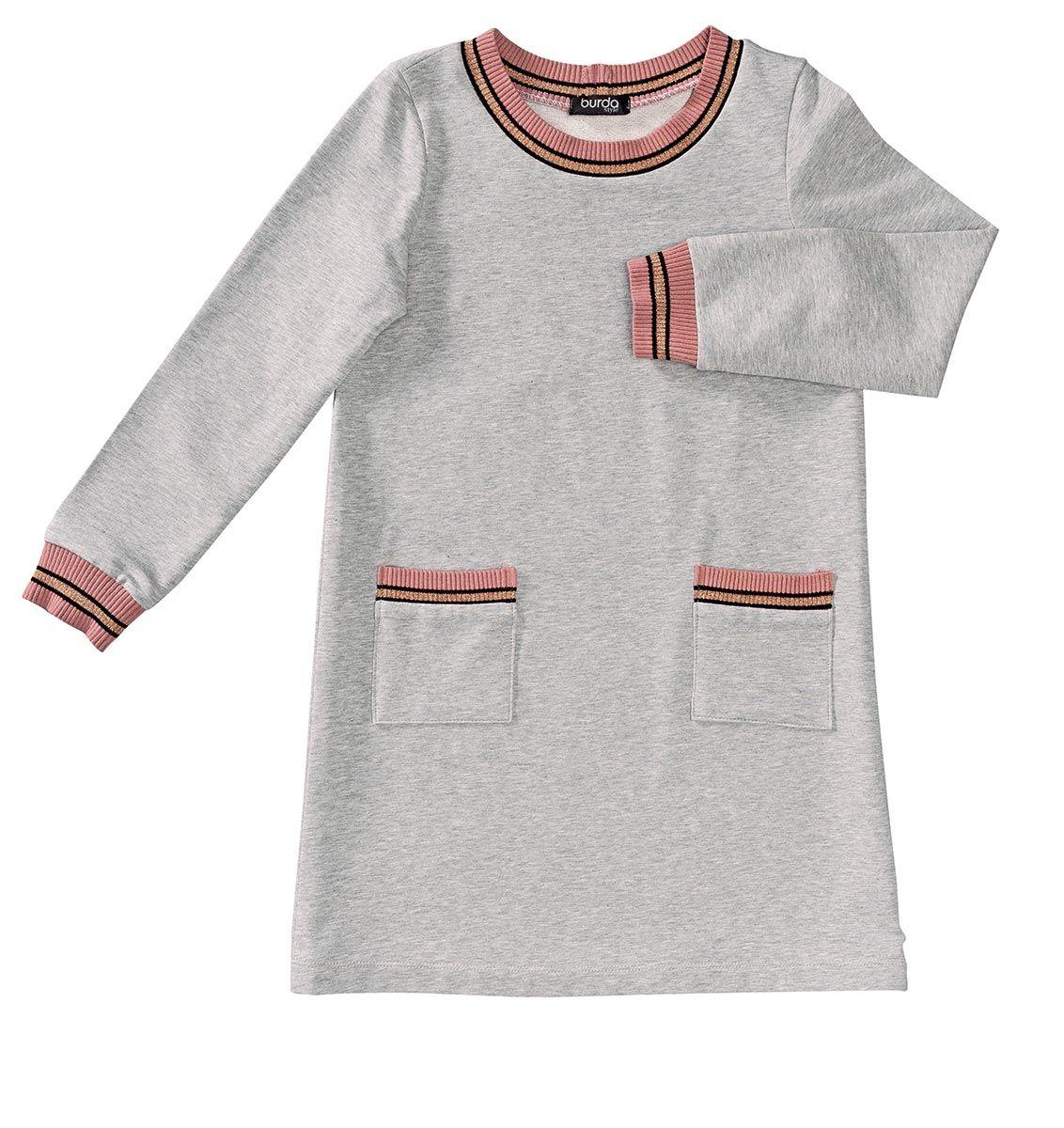Patron de robe - Burda 9286