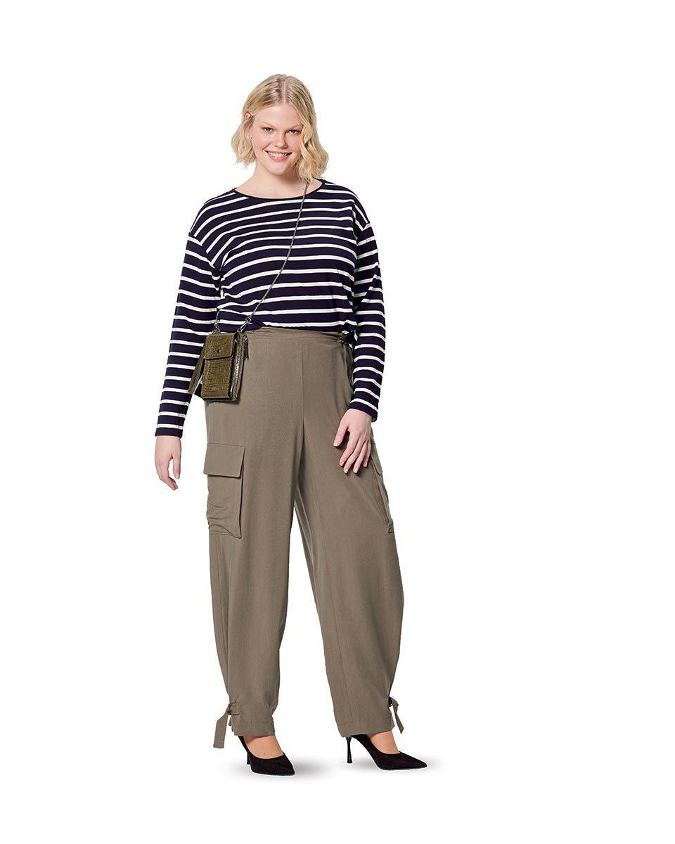 Patron de pantalon - Burda 6193