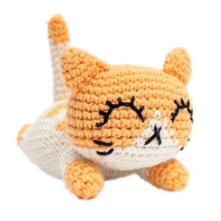 Kit crochet amigurumi - Petit chat