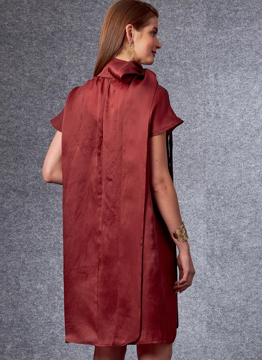 Patron de robe - Vogue 1695