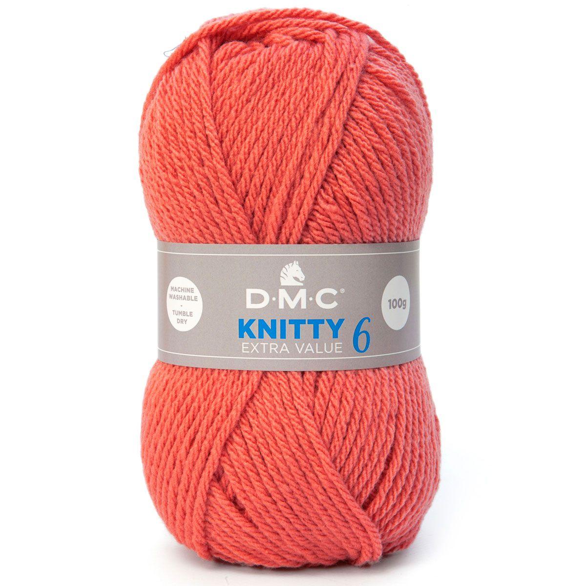 Fil à tricoter Knitty 6 DMC