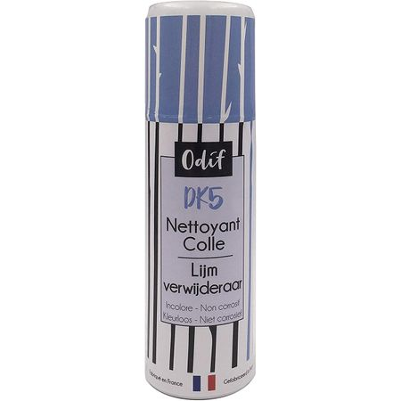 Spray nettoyant colle Odif DK5