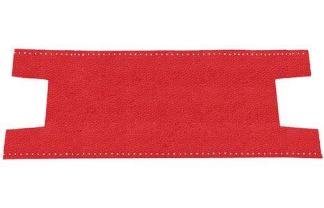 Fond de sac à main Caroline - Rouge