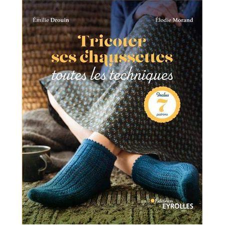 Livre tricoter ses chaussettes