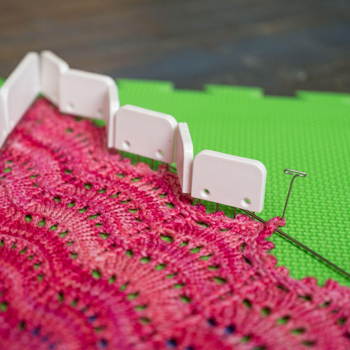 Peignes de blocage tricot KnitPro