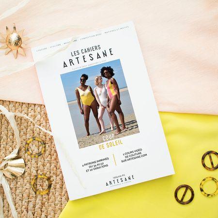 Les cahiers Artesane n° 5 - Coup de soleil