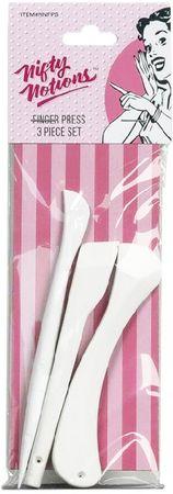 Set de 3 outils pour pour le marquage des plis de couture
