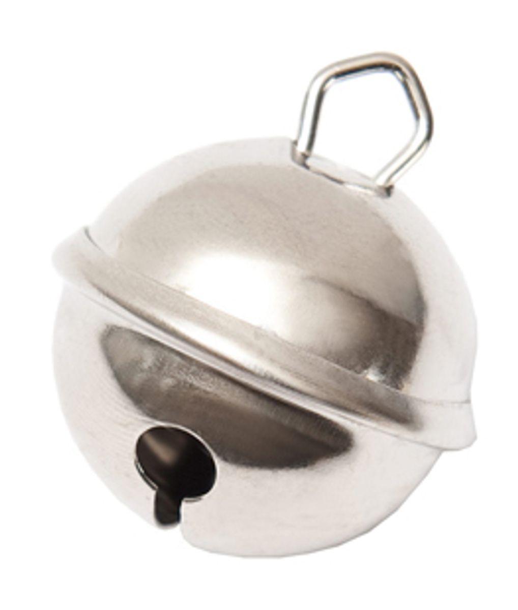 Grelots argent - 22 mm