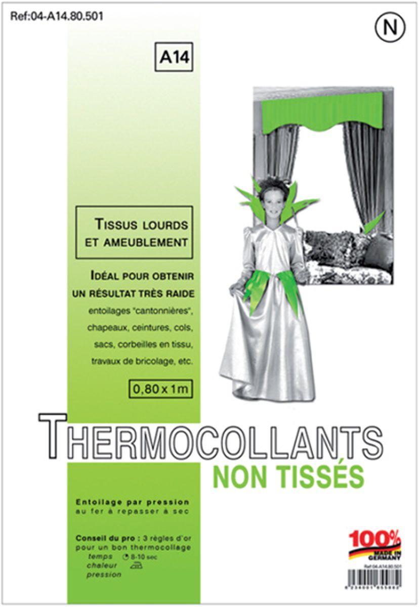 Entoilage non tissé thermocollant - Tissus lourds & Ameublement