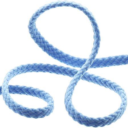 Cordelière plate anorak - Bleu ciel