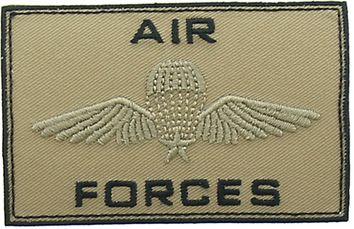Motif air force beige