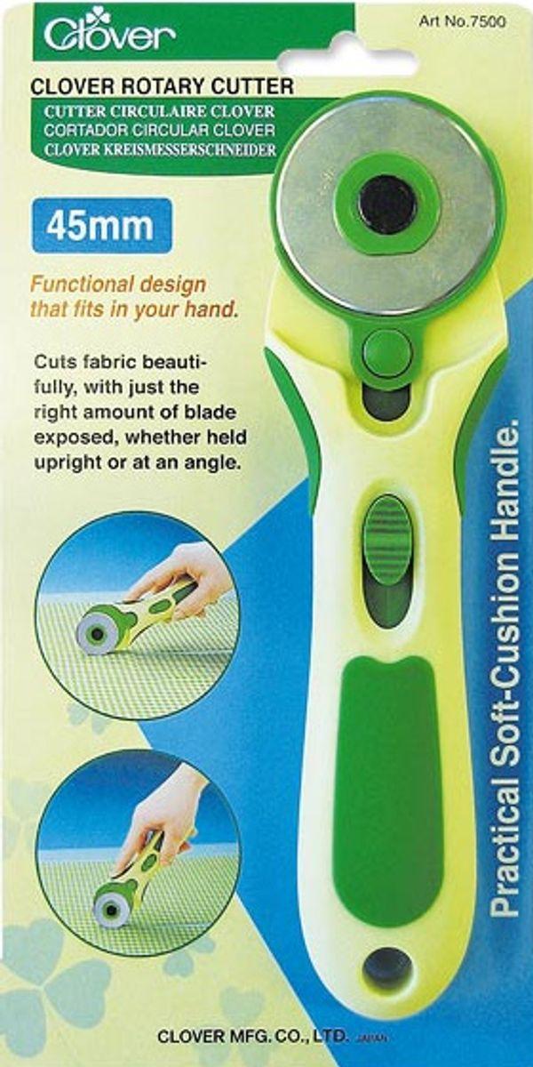 Cutter rotatif Clover 45mm