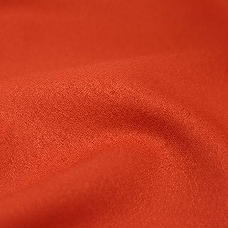 Tissu crêpe de viscose Tangerine - Atelier Brunette
