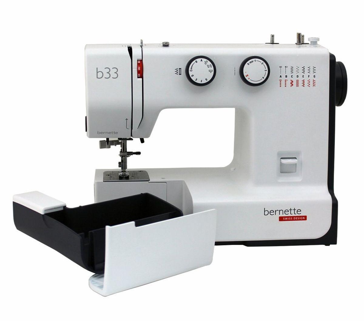 Machine à coudre Bernette 33