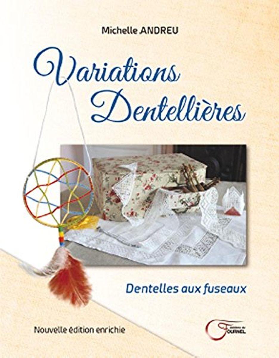 Livre variations dentellières