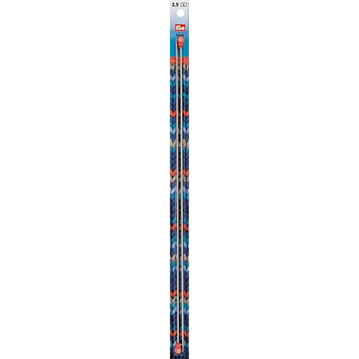 Aiguilles à tricoter 40 cm