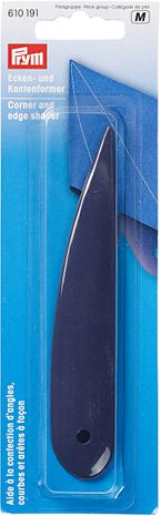 Aide à la confection d'angles, courbes et arêtes à façon - Bleu prune