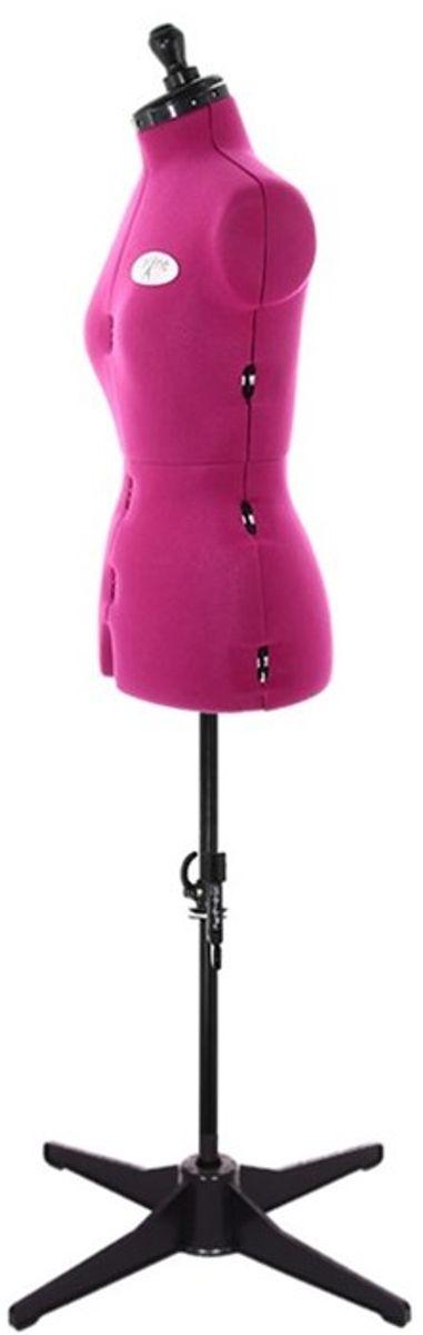 Mannequin de couture Lucie taille 36 / 44