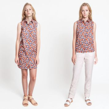 Patron de robe et chemise - Katia Fabrics W12