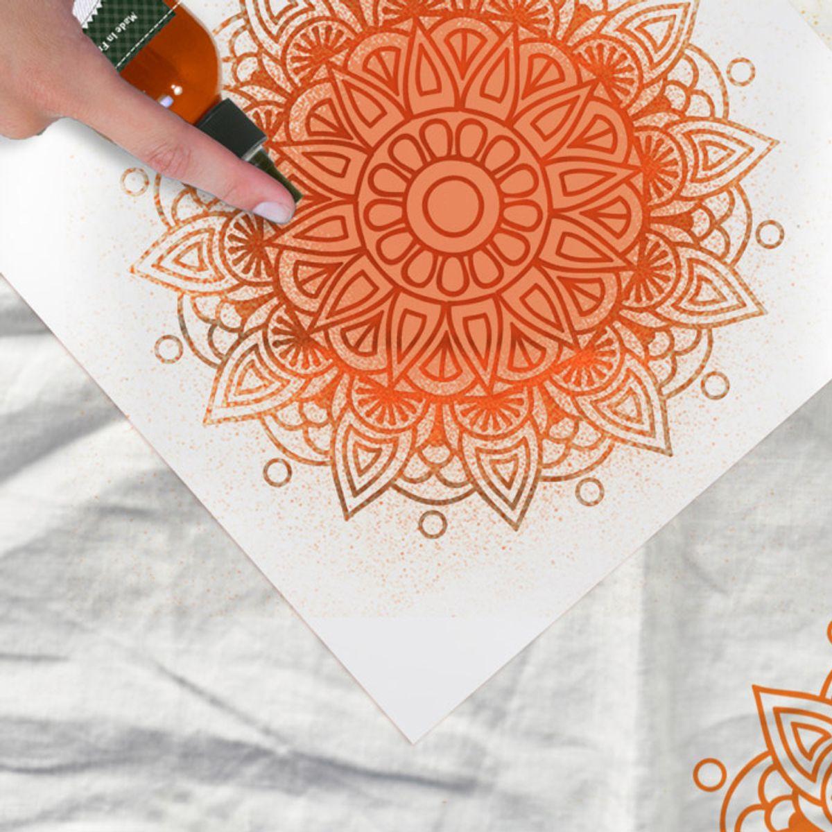 Teinture textile pigment IZINK