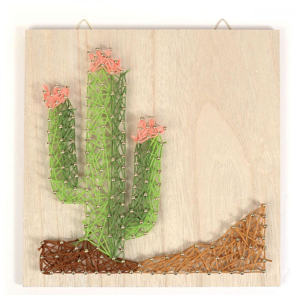 Kit string art - Cactus