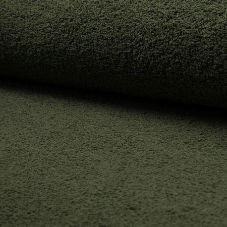 Tissu éponge - Kaki