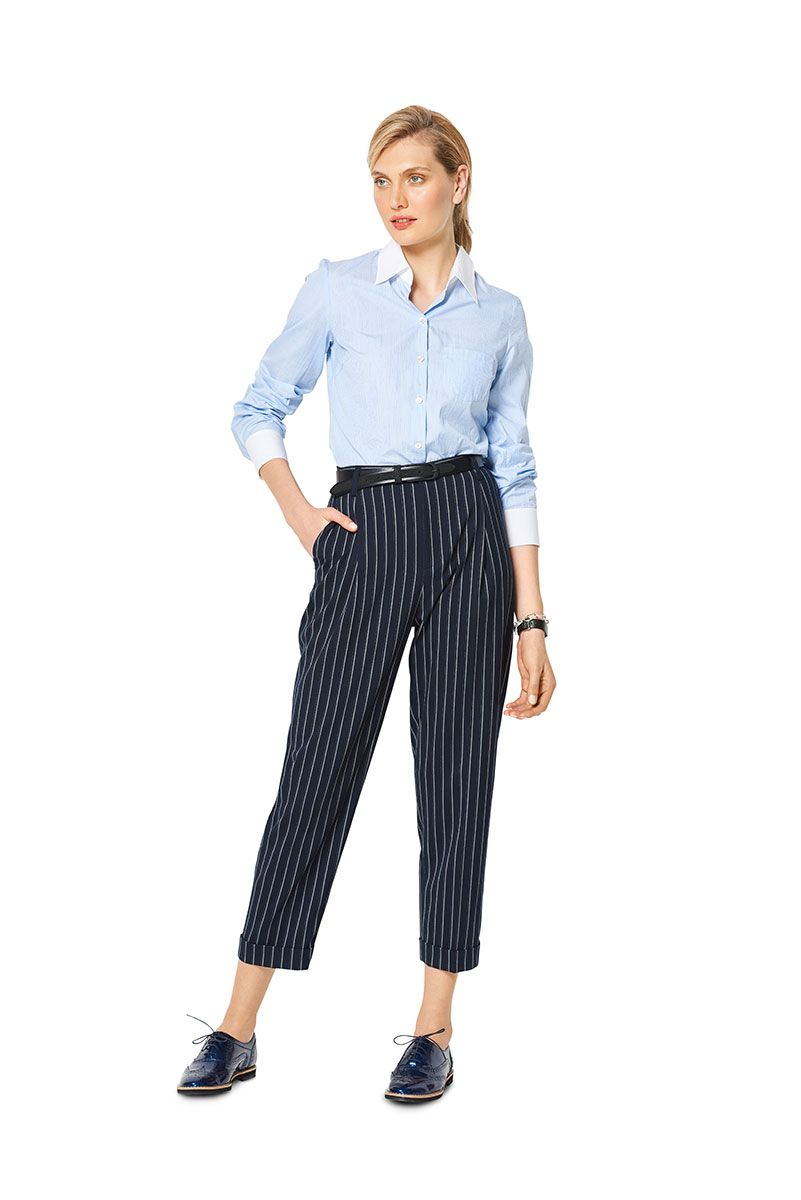 Patron de pantalon - Burda 6332