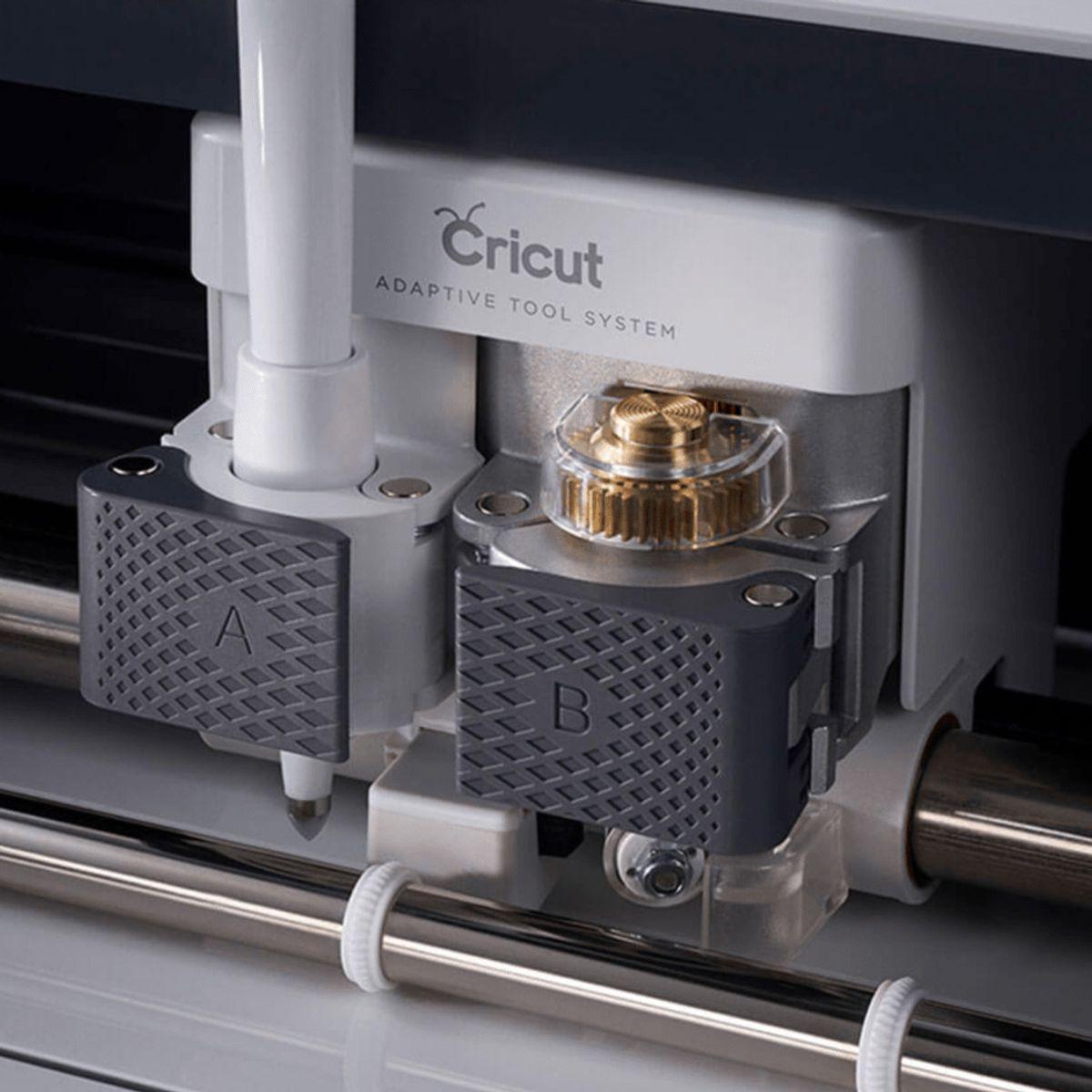 Machine de découpe intelligente Cricut Maker - Champagne
