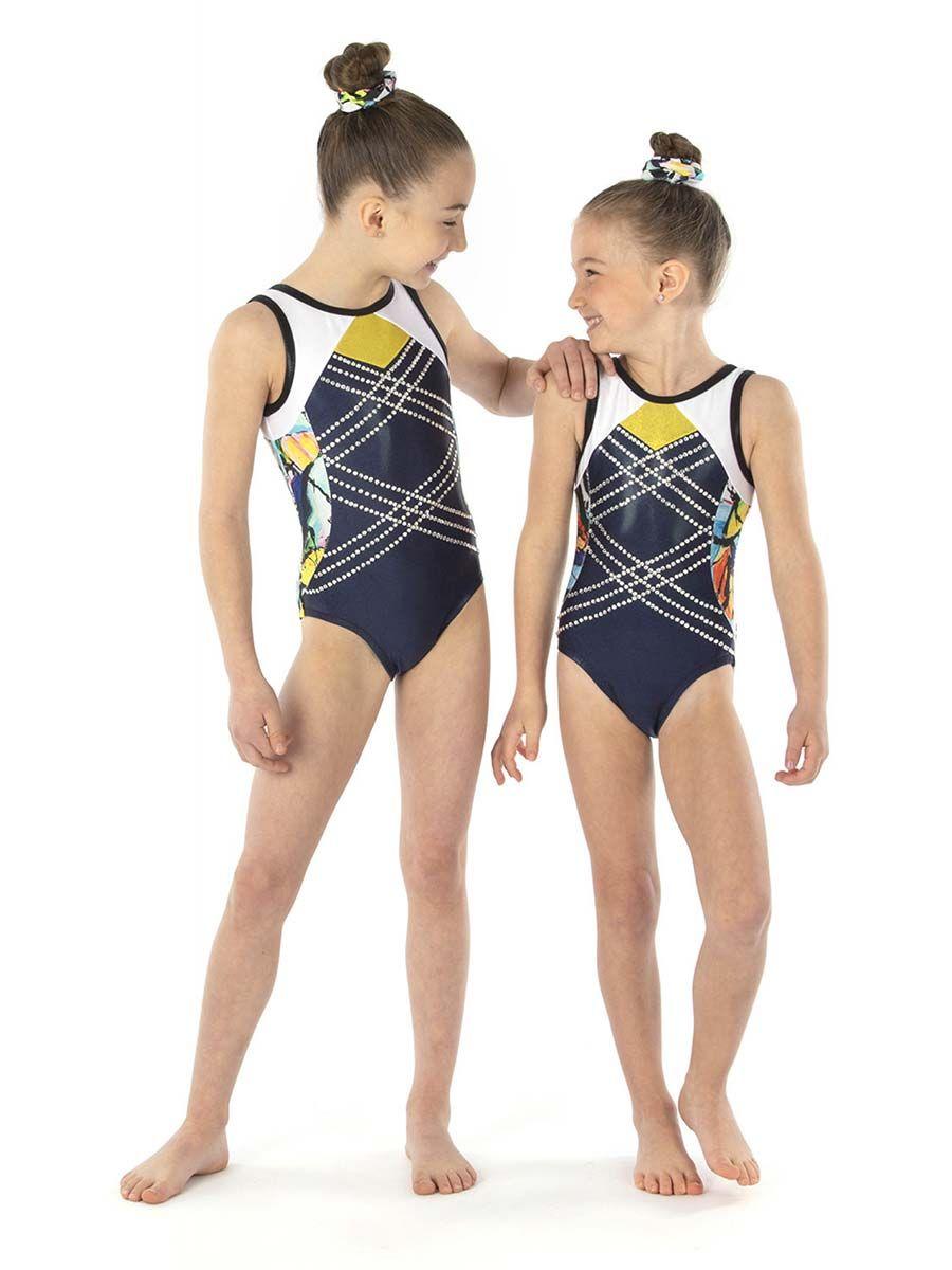 Patron de justaucorps de gymnastique Kate - Jalie 3901